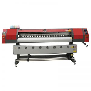 Textíl Sublimation T Shirt Prentun Machine WER-EW1902