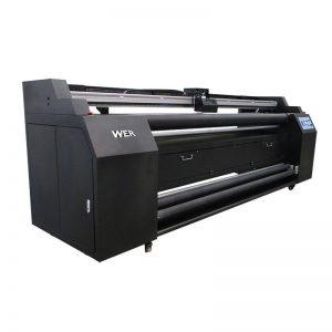 WER-E1802T 1.8m beint til textílprentara með 2 * DX5 undirþrýstibúnaði