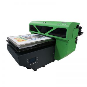 UV prentara A4 / A3 / A2 + Tshirt Printer DTG vörumerki, sölumenn, umboðsmenn WER-D4880T
