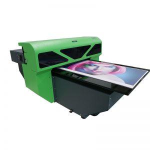 ódýr UV bleksprautuprentara flatbed, A2 420 * 900mm, WER-D4880UV, sími tilfelli prentara