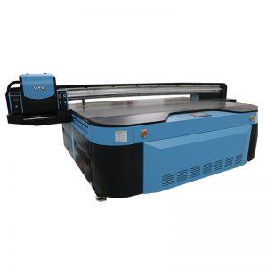 góð gæði UV flatbed printerfor vegg / keramik flísar / myndir / akríl / viður prentun WER-G2513UV