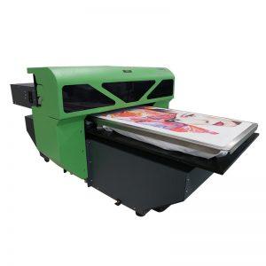 hágæða bleksprautuprentara a2 UV flatbed prentara UV t-skyrta prentara WER-D4880T
