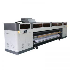 háhraða stafrænn bleksprautuprentara með ricoh gen5 prentarhausi UV-plotteru WER-G-3200UV