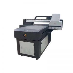 pvc prentara vél stafrænn bleksprautuprentara textíl prentara fyrir plast WER-ED6090UV
